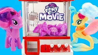 I open a My Little Pony The Movie pony set featuring Princess Twilight Sparkle and Princess Skystar a seapony! Then the ponies play a round of the claw machine game to win a Num Nom!Subscribe to Toy Reviews For You: bit.ly/1CyaPemFollow MeInstagram: http://instagram.com/toyreviewsforyouTwitter: https://twitter.com/ToyReviews4YouFacebook  https://www.facebook.com/pages/Toy-Reviews-For-You/119789888191540Music is from Audioblocks.com and the Youtube Library