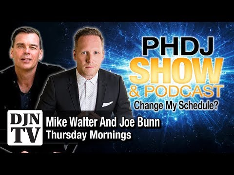 Would You Change The Show For Them | PHDJ Podcast Workshop With Mike Walter And Joe Bunn #DJNTV #107