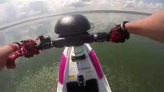 7. 2005 Kawasaki SX-R 800 Jetski Lake ride