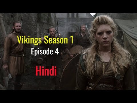 VIKINGS: S01 EP04-Trial | Explained in HINDI |