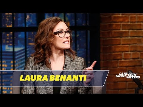 Laura Benanti Thinks Melania Trump Represents America