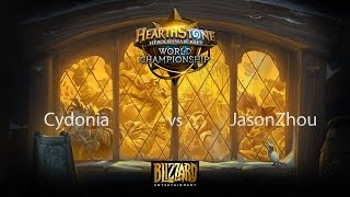Cydonia vs jasonzhou, game 1