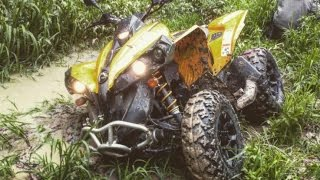1. ATV Can-Am Renegade 500