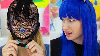 Video DIY Makeup Hacks & Beauty Tricks! MP3, 3GP, MP4, WEBM, AVI, FLV Juli 2019
