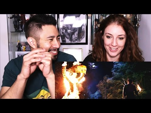 FITOOR trailer reaction & review by Jaby & Hope!