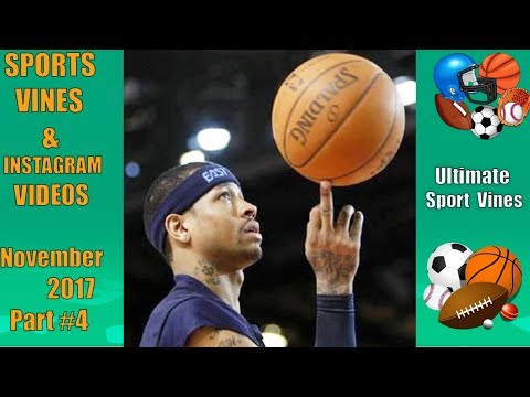 The BEST Sports Vines of November 2017 (Part 4)   With Titles