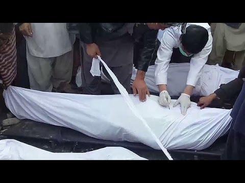 Αφγανιστάν: Τριάντα αμάχους σκότωσαν οι τζιχαντιστές σε αντίποινα για το θάνατο… – world