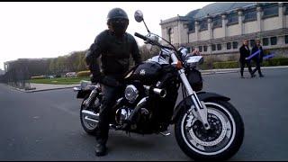 8. Suzuki VZ1600 Maruder - owner about his bike