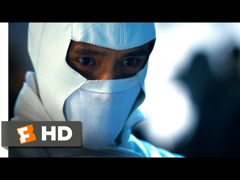 G.I. Joe: Retaliation (8/10) Movie CLIP - Ninja Team-Up (2013) HD