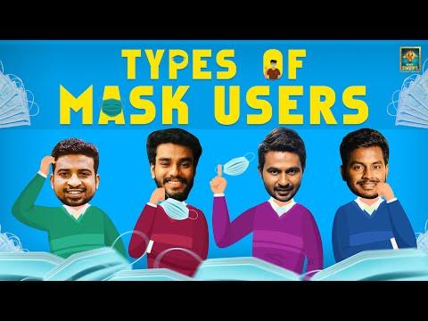 Types Of Mask Users | Random Video | Blacksheep
