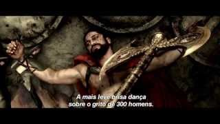 300: Rise Of An Empire (A Ascensão Do Império) - TRAILER LEGENDADO HD #trailer1
