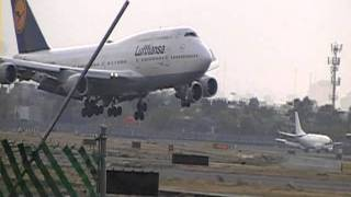 Video LUFTHANSA LANDING IN MEXICO  CITY... MP3, 3GP, MP4, WEBM, AVI, FLV Juni 2018