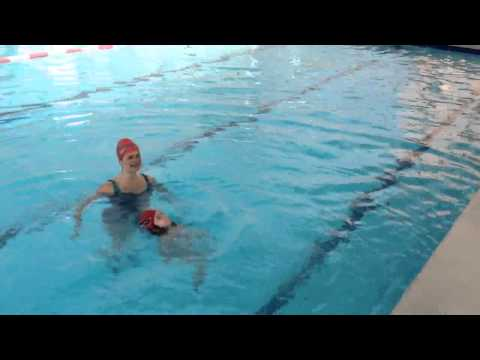 Swim Lesson Tips with Franklin Health & Fitness Instructor:  Dana McQuitty