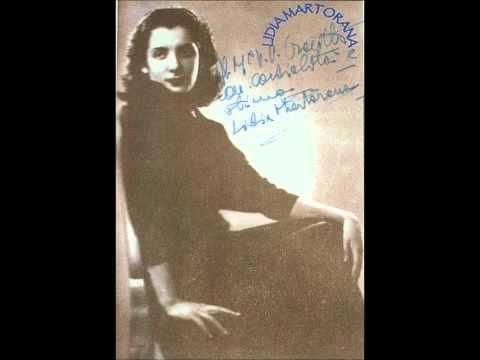Lidia Martorana - Lover man