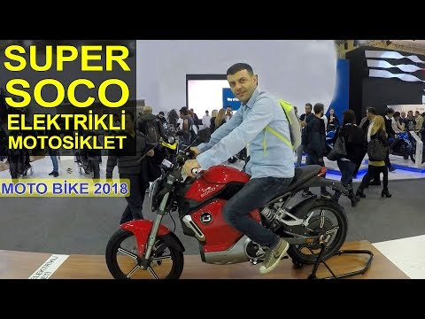 Video Super Soco Elektrikli Motosiklet inceleme | Motobike 2018 Motosiklet Fuarı download in MP3, 3GP, MP4, WEBM, AVI, FLV January 2017