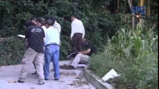 Encuentran cadaver en carretera antigua a Zacatecoluca