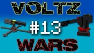 Minecraft Voltz Wars - We were Robbed! #13