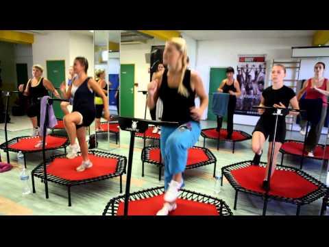 Jumping France: le fitness bonheur arrive en France