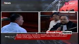 Video Begini Kesaksian Koalisi Pembela NKRI Rudi Rosadi di Persidangan Ahmad Dhani - Breaking iNews 05/03 MP3, 3GP, MP4, WEBM, AVI, FLV Maret 2019