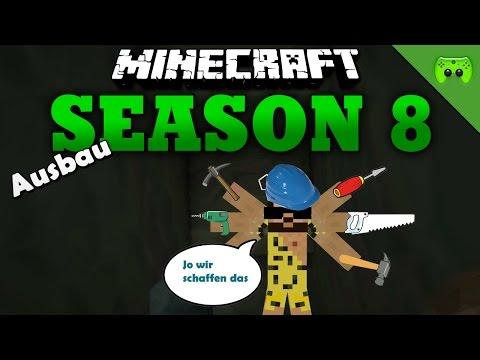 AUSBAU «» Minecraft Season 8 # 30 | HD