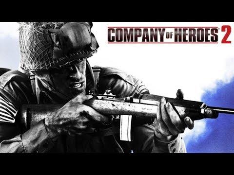 геймплей Company of Heroes 2