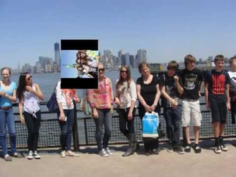 2012 - Wycieczka VIII klasy do Nowego Jorku