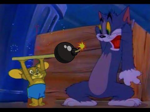 Tom y Jerry en Español | Scare Tom | Dibujos animados para niños - Thời lượng: 3 phút, 1 giây.