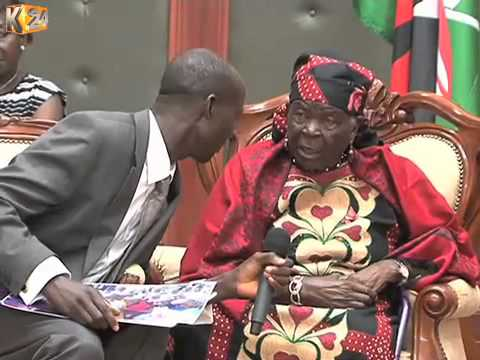 Obama's grandmother Sarah says US President will visit K'ogello