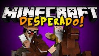 Minecraft: Desperado - MONGO&DANGER ZONE w/ Generikb Part 3 (HD)