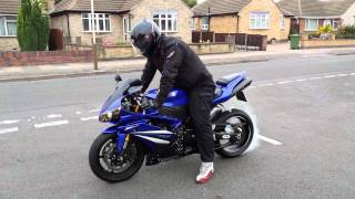 6. Yamaha YZF-R1  2007 UK
