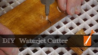 Video Waterjet cutter built with a cheap pressure washer MP3, 3GP, MP4, WEBM, AVI, FLV April 2019