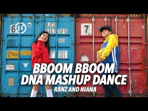 Download Video Bboom Bboom / DNA Mashup Dance | Ranz And Niana