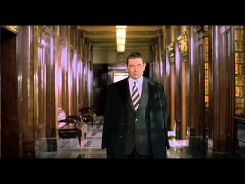 Johnny English - Very Funny Song (You'll Die Laughing) - Man For All Seasons