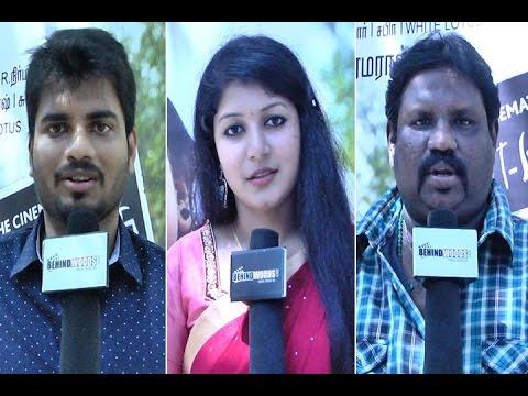 Thoppi Team Interview   Murali Ram   Raksha Raj   Youreka - BW