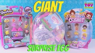Today we are opening up a Giant Surprise Egg filled with fun blind bag toys.  We have Shopkins, Hatchimals CollEGGtibles, Disney Tsum Tsum & Trolls.  We also have Hello Kitty, Yummy World, Cars 3 & more.  Leave a comment and let us know which toy you liked the best.****************************************************************************************************Welcome to PSToyReviews where Paul, Shannon & Simon the cat open all kinds of fun toys.  We love blind bags here including Shopkins, Disney, My Little Pony MLP, Tokidoki Moofia, Unicornos, Lego & tons of others.  We also love hidden surprise eggs & mystery toys.  You will find us opening unboxing toys, playsets and all sorts of kids toys including reviews, play & arts & crafts fun.  Don't forget the Play-Doh creations or slime either because it's so much fun.  Leave a comment while you are here, we love hearing from our fans.****************************************************************************************************Subscribe to PSToyReviews here: http://tinyurl.com/qfqtrbr****************************************************************************************************Other Places To Find Ushttps://www.instagram.com/pstoyreviewshttps://twitter.com/pstoyreviewshttps://www.facebook.com/pstoyreviews****************************************************************************************************Check Out Some Of Our Other Videos In PlaylistsShopkins - season 1, 2, 3, 4, Food Fair, Playsets, Shoppies http://bit.ly/1VHfBBRBlind Bag Treehouse Episodes http://bit.ly/1S2HOjQPaul vs Shannon - Who Will Win?  http://bit.ly/1WjUlCGBath Bombs Fizzies http://bit.ly/1qA35INPlay-Doh Surprise Eggs & Challenges http://bit.ly/1Ngw7lyBlind Bags Paloozas http://bit.ly/23rPDVmDisney Fun Including Princesses  http://bit.ly/23kpdbvArts & Crafts (Crayola Coloring, custom DIY Shopkins & more) http://bit.ly/1SWnD7zToy Hunting, Surprise Presents & Hauls http://bit.ly/1RXqJWg****************************************************************************************************Don't forget to like, subscribe and share our channel with your friends.  This way we can keep bringing you even more videos.  :-)****************************************************************************************************We are not accepting fan mail at this time.  Thank you so much to our wonderful fans.  If you have a drawing for us you can share it on our Instagram or Facebook page.****************************************************************************************************Business inquires only  paulandshannonstoyreviews@gmail.com****************************************************************************************************
