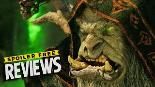 Warcraft Spoiler Free Review by Clevver Movies