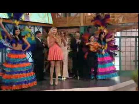 Бразильское шоу Crazy Samba на телевидении (старое название Samba Paradise)