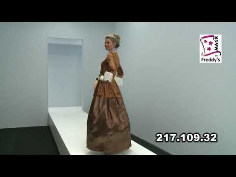 Costume de marquise grande taille-w20282