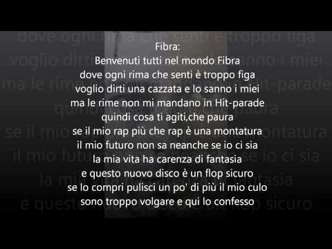 , title : 'Fabri Fibra ft. Nesli -vaffanculo scemo- ( testo).'