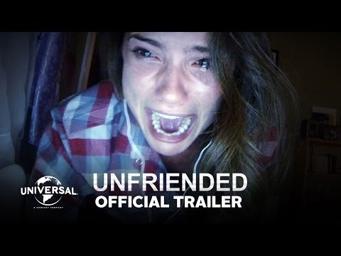 WATCH: Movie Trailer for 'Unfriended'