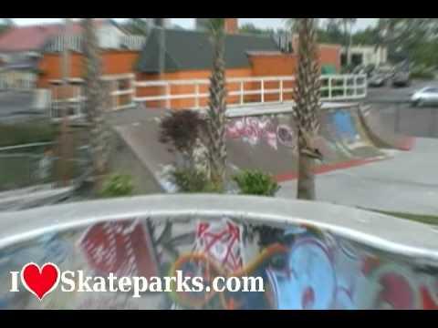ILoveSkateparks.com Tour - Stability Skatepark, Myrtle Beach, SC