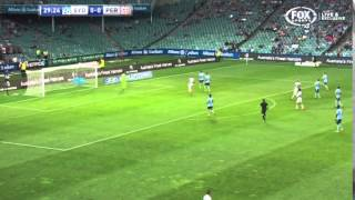 Risdon Australia  City new picture : Perth Glory's attacking full backs v Sydney FC