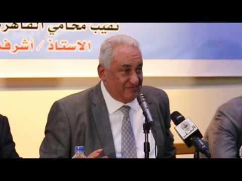 بالفيديو : قانون الادارات جاهز لدخول البرلمان بعد المحاماة
