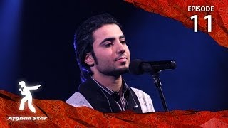Afghan Star Season 9 - Episode 11 (Top 11)