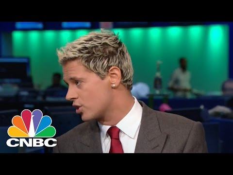 Milo Yiannopoulos: What The 'Alt-Right' Is Really About (Full Interview)   Power Lunch   CNBC