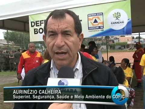 Moradores do Mangueiral participa de simulado do Polo