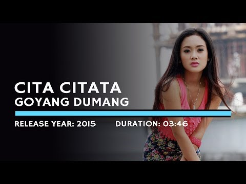 Video Cita Citata - Goyang Dumang (Lyric) download in MP3, 3GP, MP4, WEBM, AVI, FLV January 2017