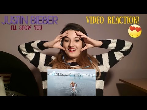 """REACTION to """"I'll Show You"""" (Music Video) by Justin Bieber"""