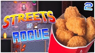 Stumpt plays Streets of Rogue! We're fighting, sneaking, and hacking our way through randomly generated levels. It's like Nuclear Throne meets Deus Ex, mixed with the anarchy of GTA. It's the world's only co-op, action, shooter, RPG, stealth, rougelike brawler and it's totally insane!►Did you miss an episode? Check out the playlist:► Follow us:  ●NEW Website: http://Stumpt.tv  ●Discord: https://discord.gg/stumpt  ●Twitch: http://twitch.tv/stumptgamers  ●Twitter: http://twitter.com/stumptgames  ●Stumpt Gamers: PO Box 83914, PORTLAND OR 97283  ●Merch Store:  http://store.stumpt.tv/Find out more about this game here: http://store.steampowered.com/app/512900/Streets_of_Rogue/