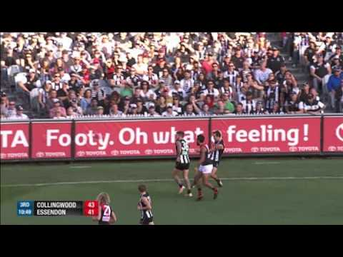 Round 6 AFL Highlights – Collingwood v Essendon